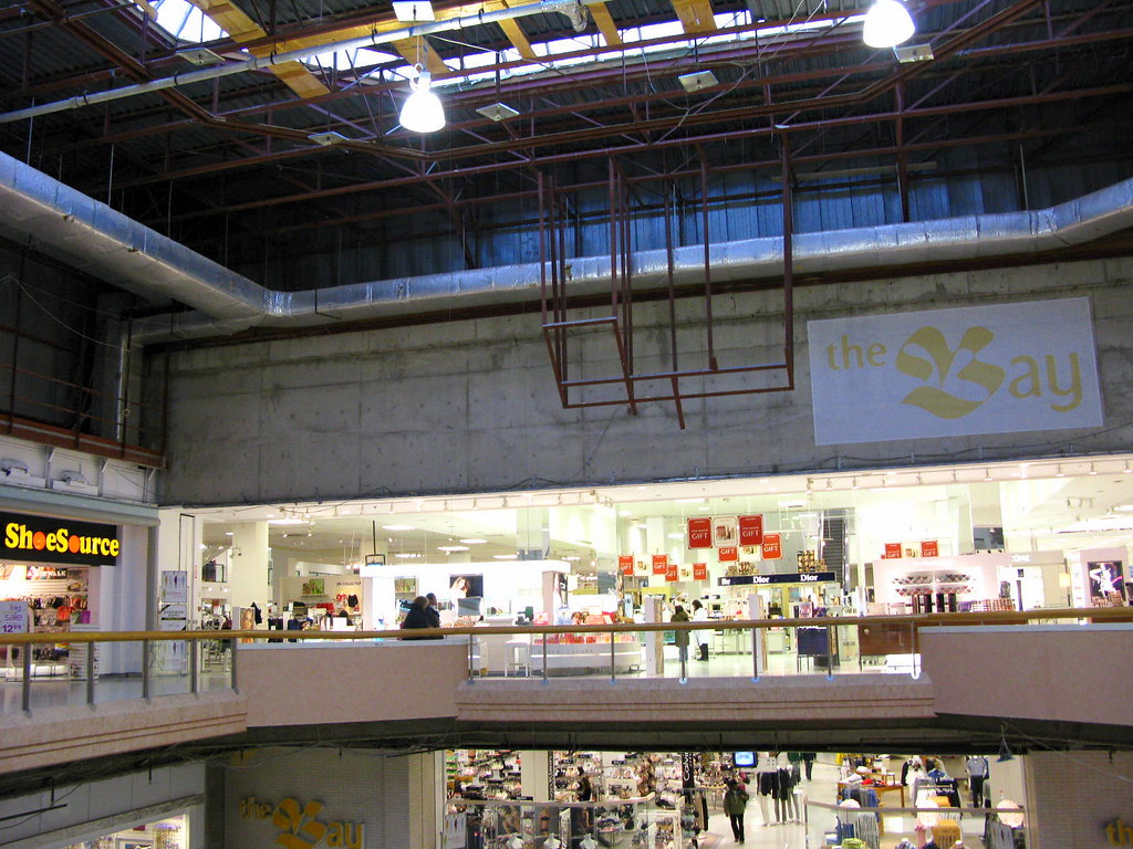 Scarborough Town Centre Mall Renovations UrbanToronto