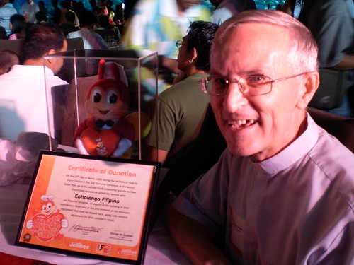 Fr. Ortega of Cottolengo Filipino