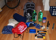 Bug Out Bag - currently