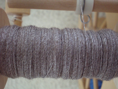 Yak and silk from Fine Fibers
