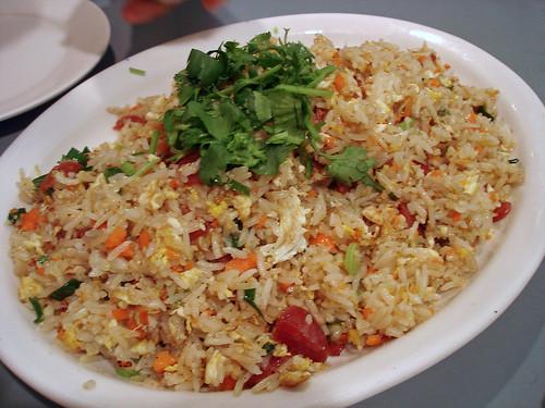 Trieu Chau Fried Rice