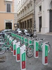Roma Bike Sharing