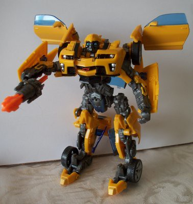 Bumblebee the guardian
