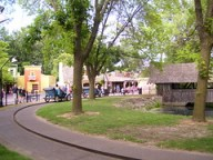 Cedar Point - Antique Cars