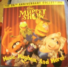 Muppets~The muppet show:music, mayhem, and more