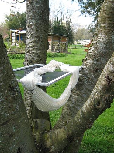 peru yarn washed