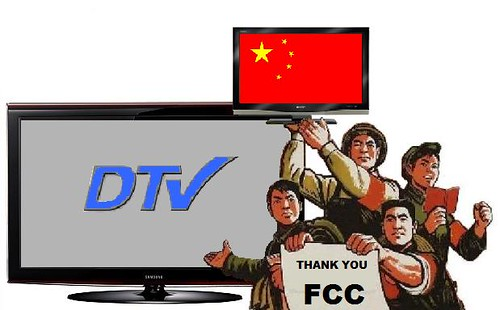 Does DTV Mean Full Employment for China?
