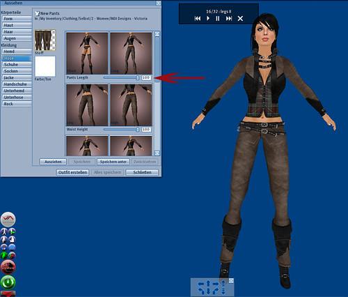 step 2 modify pants