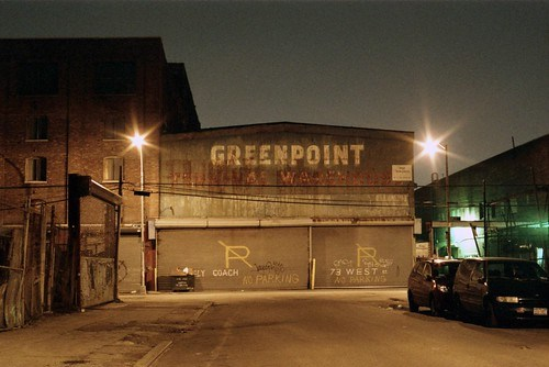 Greenpoint, Brooklyn, 2009
