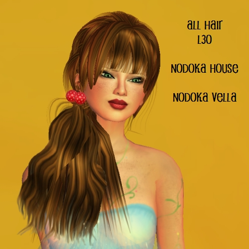 Nodoka House Hair