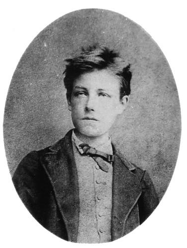 Arthur Rimbaud [1872] - foto de Étienne Carjat