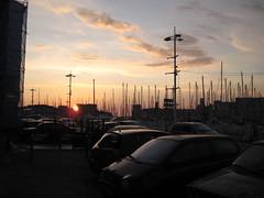 Atardecer en Marsella