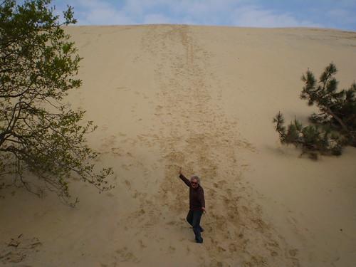 the wonderful world of...dune de pyla