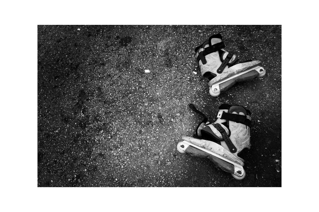 my rollerblade