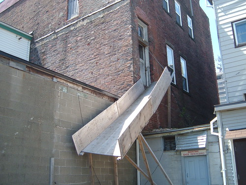 The Worst Fire Escape in the City