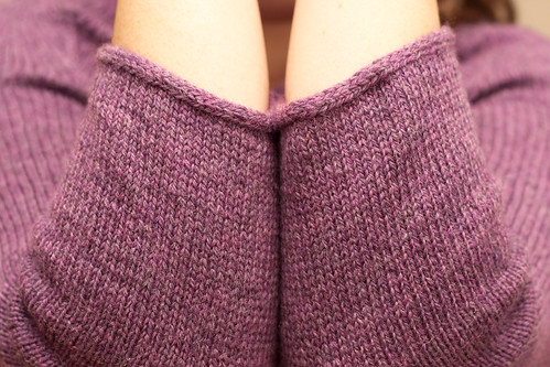 Camber Cardigan - Sleeves