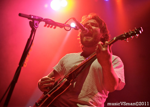 Manchester Orchestra @ The Pageant - 05.03.11