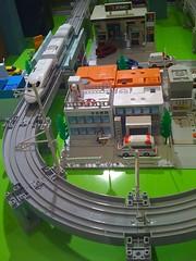 Model Shinkansen, Hakuhinkan Toy Park, Ginza