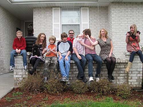 Annual Silly Easter Picture