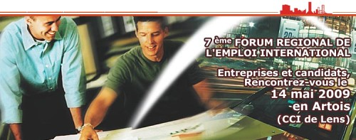 forum emploi lens