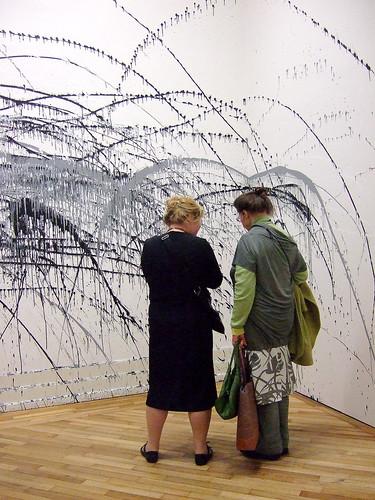 Faldbakken: Art crowd