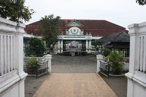 Sultanspalast Yogya