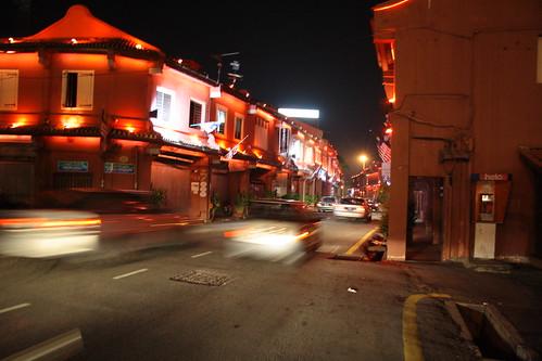 Night shots at Jalan Gereja