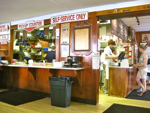 Woodman's in Essex, MA