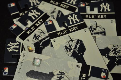 Yankee's Keys!!