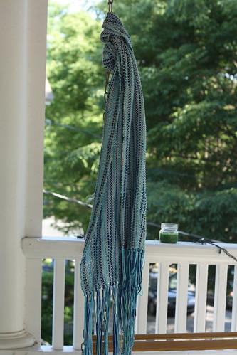 third scarf full length
