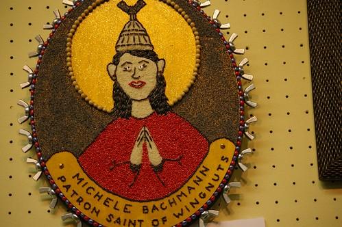 Michele Bachmann, Patron Saint of Wingnuts