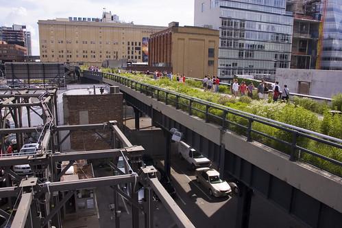 High Line Park, NYC