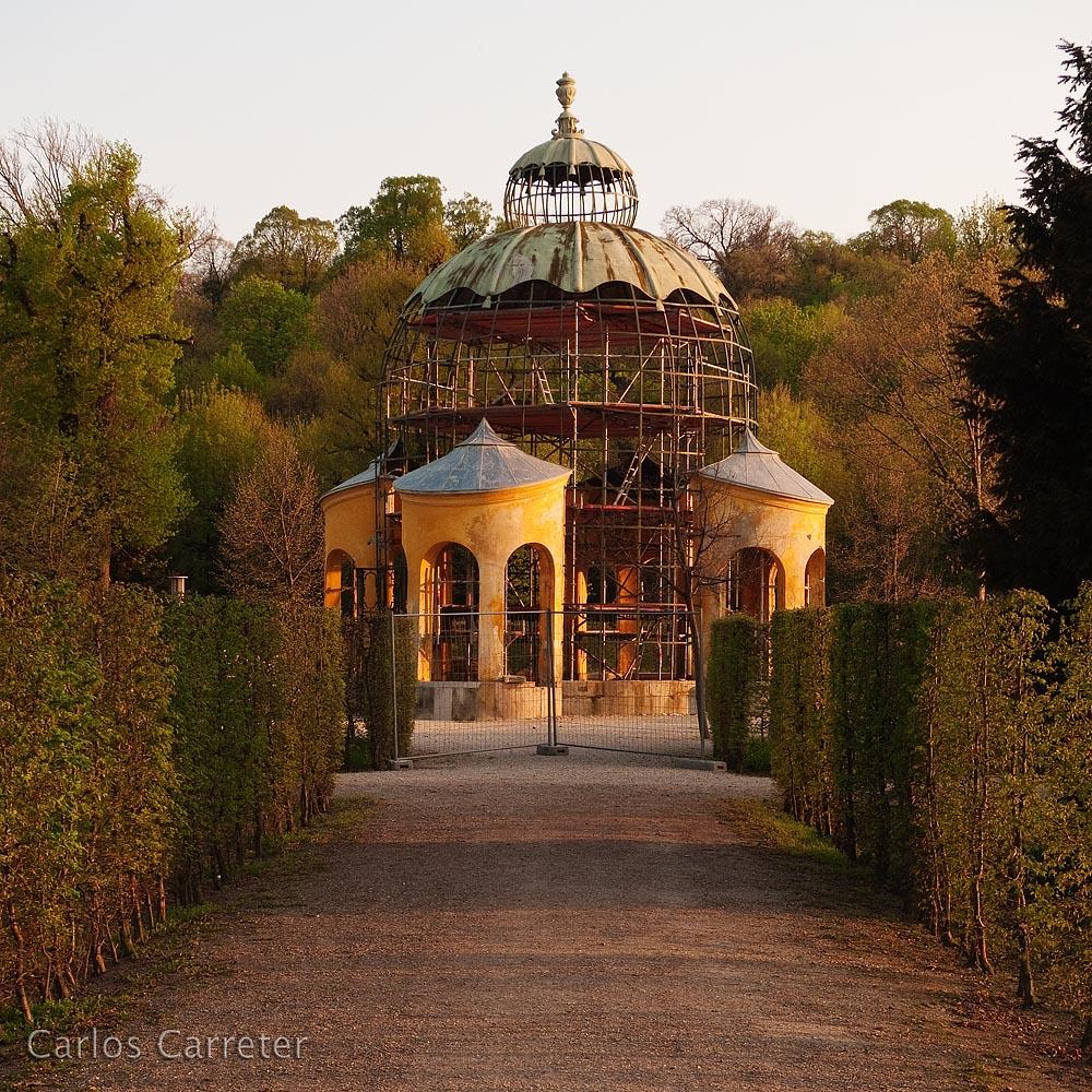 Schönbrunn - Parque
