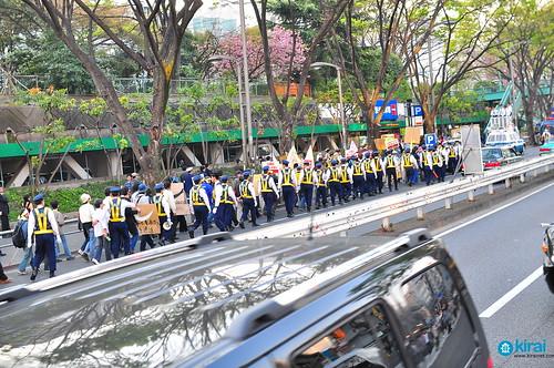 manifestacion demo