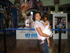 Ice Age 3 is next. Hope he wont sleep like he did in MVA.