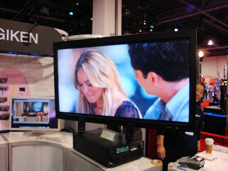 Sharp True DCI Compliant 4K Monitor