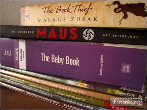 Books and magazines!