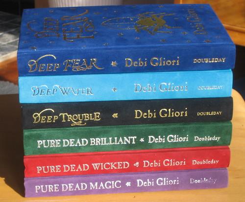 Velvet by Debi Gliori