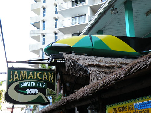 Jamaican Bobsled Cafe - DSCN6596