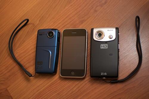 Kodak Zx1 HD Camera