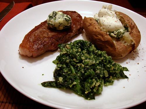 Dinner: March 27, 2009