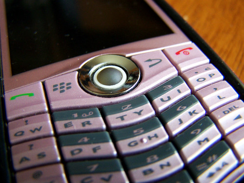 My cellphone