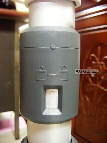 飛利浦紅外線照護燈支柱的固定扣環