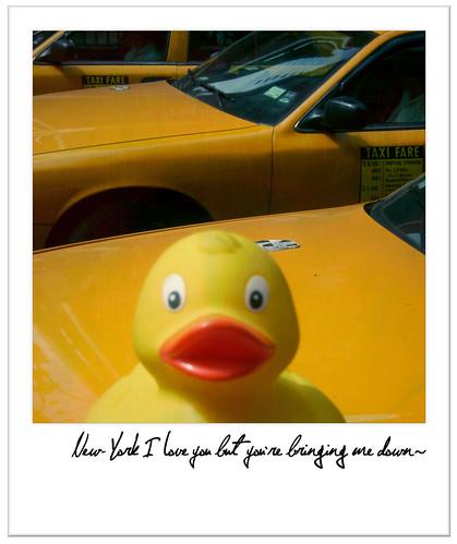 Voyage daffaire de Walter à NYC