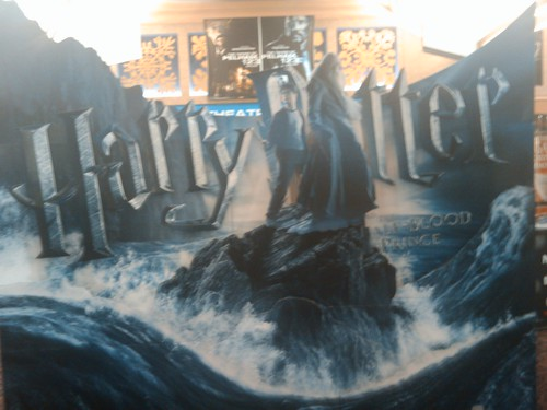 Harry Potter and the Half-Blood Prince Promotional Display