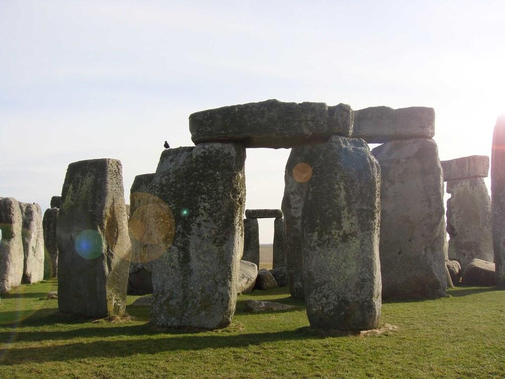 Detalle Stonehenge