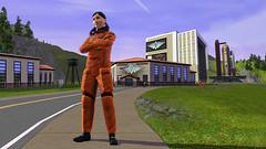 Sims 3 Astronaut