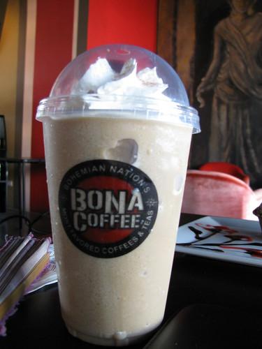 Bona Coffee drink
