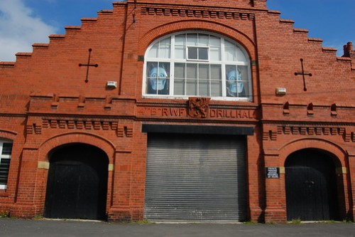Royal Welch Fusiliers Drill Hall