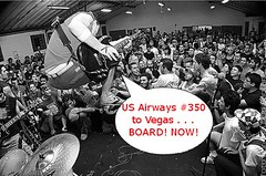 US Airways New Boarding System